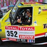 Con la participación de Carlo de Gavardo parte la quinta fecha del Rally Avosur