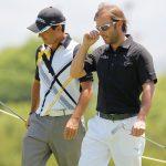 Felipe Aguilar y Mark Tullo representarán a Chile en la Copa del Mundo de Golf Australia 2013