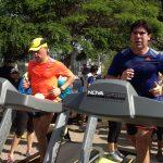 Erwin Valdebenito busca batir su propio record en el Desafío Energy Boost