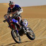 Jeremías Israel participará en el Rally de Marruecos
