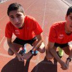 Iván López y Mauricio Valdivia listos para intentar batir el récord de Chile de 3.000 metros