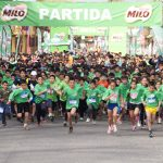 Dos mil jóvenes llegaron a Graneros para una nueva fecha de la Corrida Milo
