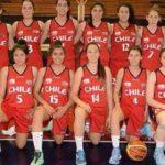 Selección Chilena Femenina Sub-17 de Básquetbol logró la medalla de bronce en el Sudamericano
