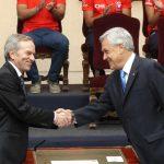 Gabriel Ruiz Tagle fue nombrado como el primer Ministro del Deporte de nuestro país