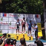 Brasileño William Chiarello se afianza como líder de la Vuelta Ciclista Internacional del Maule