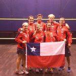 Chile consigue una medalla de oro en duodécima jornada de los Juegos Bolivarianos