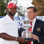 Timothy O'Neal se coronó campeón del Abierto de Chile de Golf