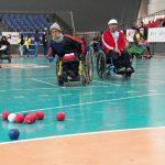 Las bochas paralímpicas disputaron su segundo selectivo rumbo a Santiago 2014