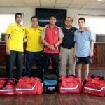 Chile participará en el Mundial Juvenil por Equipos de Tenis de Mesa en Marruecos