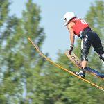 Jacynta Carroll y Ryan Dodd lideran las pruebas de salto en Los Morros