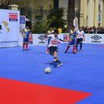Este sábado se da inicio a la Copa América de Fútbol Calle en Santiago