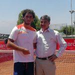 Gonzalo Lama se coronó campeón del Futuro Chile 9