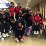Chile se alista para el Suramericano de Rugby en Silla de Ruedas