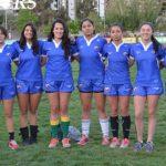 Selección de Rugby Seven a Side Damas viajó a Uruguay para jugar torneo Valentín Martínez