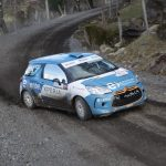 Tomás Etcheverry luchará por el título de la R3 en el Rally Mobil Motorshow
