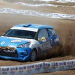 Entel Sony Xperia Rally Team va por un triunfo en el Rally Mobil Motorshow