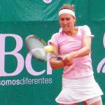 Andrea Koch avanzó a cuartos de final en torneo ITF 10K de Lima