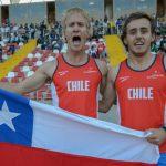 Cinco medallas de oro logró Chile en la undécima jornada de los Juegos Bolivarianos