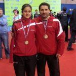 Daniela Ortega obtuvo medalla de bronce en el ITTF World Cadet Challenge