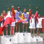 Nueve medallas logró Chile en la sexta jornada de los Juegos Bolivarianos