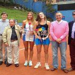 Andrea Koch se coronó campeona en Colombia