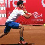 Gonzalo Lama cayó en cuartos de final del Challenger de Medellín