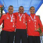 Chile suma 44 medallas en las dos primeras jornadas de los Juegos Bolivarianos