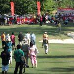 Este viernes 8 de noviembre comienza el abierto de golf del Prince of Wales Country Club