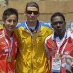 Delegación chilena obtiene nuevas medallas de plata y bronce en noveno día de los Juegos Bolivarianos