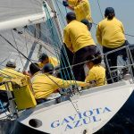 Con invitados especiales a bordo se realizará la 3ª fecha del Nacional Oceánico