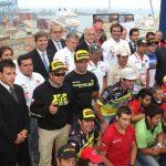 Presidente de la República encabezó lanzamiento del Dakar 2014 en Valparaíso