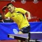 Sebastián Román avanzó a la segunda ronda de singles en el Mundial Juvenil de Tenis de Mesa