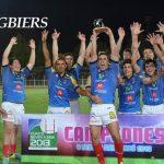 Stade Français se coronó Campeón del  Rugby Seven a Side Curicó 2013