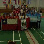 Tres medallas de plata sumó Chile en jornada final del Sudamericano Adulto de Badminton