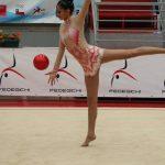 Brasil destaca en primera jornada del Sudamericano de Gimnasia Rítmica
