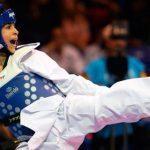 Yeny Contreras y Camilo Pérez se preparan para viajar al Taekwondo Grand Prix