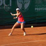 Cecilia Costa cayó en octavos de final del ITF 10K de Velenje