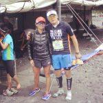 Marlene Flores se quedó con el primer lugar del Vulcano Ultra Trail 2013