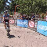 Patricio Almonacid y Evelyn Muñoz se quedaron con el Desafío Shimano Termas del Flaco