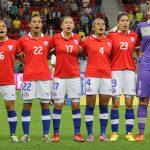 Chile logró el segundo puesto del Torneo 4 Naciones de Fútbol Femenino