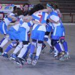 Universidad Católica se coronó campeón de la Liga de Honor Femenina de Hockey Patín