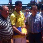Hans Podlipnik se coronó campeón del Futuro Chile 10