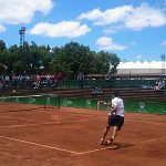 Hans Podlipnik avanzó a las semifinales del Futuro Chile 10