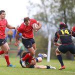 Selección chilena de rugby presenta nómina estelar para el Seven Viña 2014