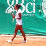 Daniela Seguel venció a Bárbara Gatica en el ITF de Buenos Aires