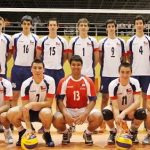 Dos triunfos y dos derrotas suma Chile en el Sudamericano Premenor de Volleyball Masculino