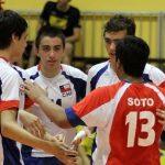 Chile clasificó a la semifinal del Sudamericano Premenor Masculino de Volleyball
