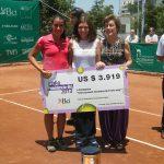 Verónica Cepede se coronó campeona de la Copa Providenca BCI