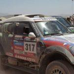 Boris Garafulic fue el mejor chileno en la categoría autos del Dakar 2014