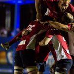 Chile logró histórico triunfo ante Argentina en el Seven Viña 2014